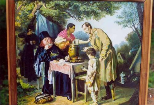 1866 г чаепитие в мытищах, близ москвы